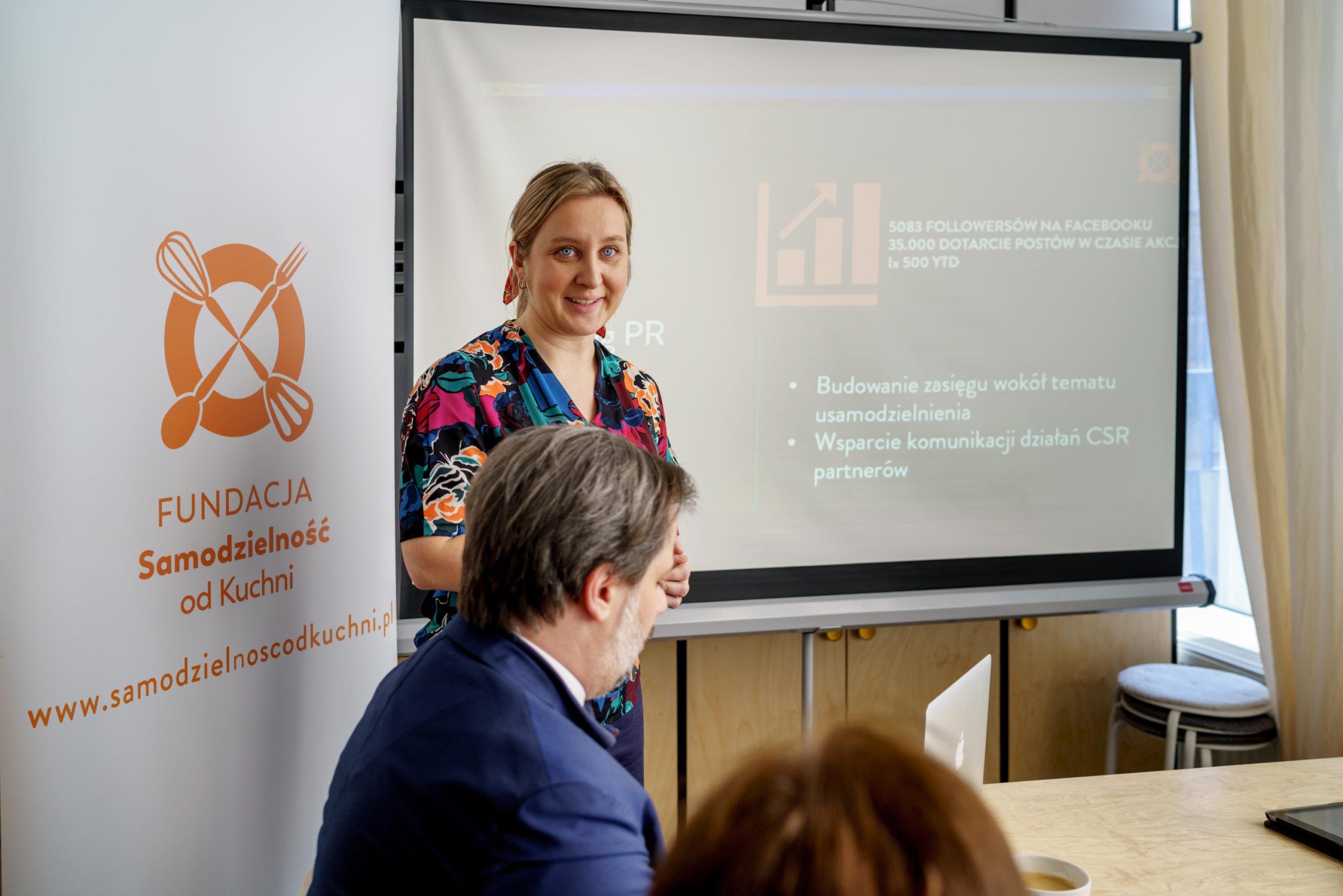 Iga Pietrusińska PR manager