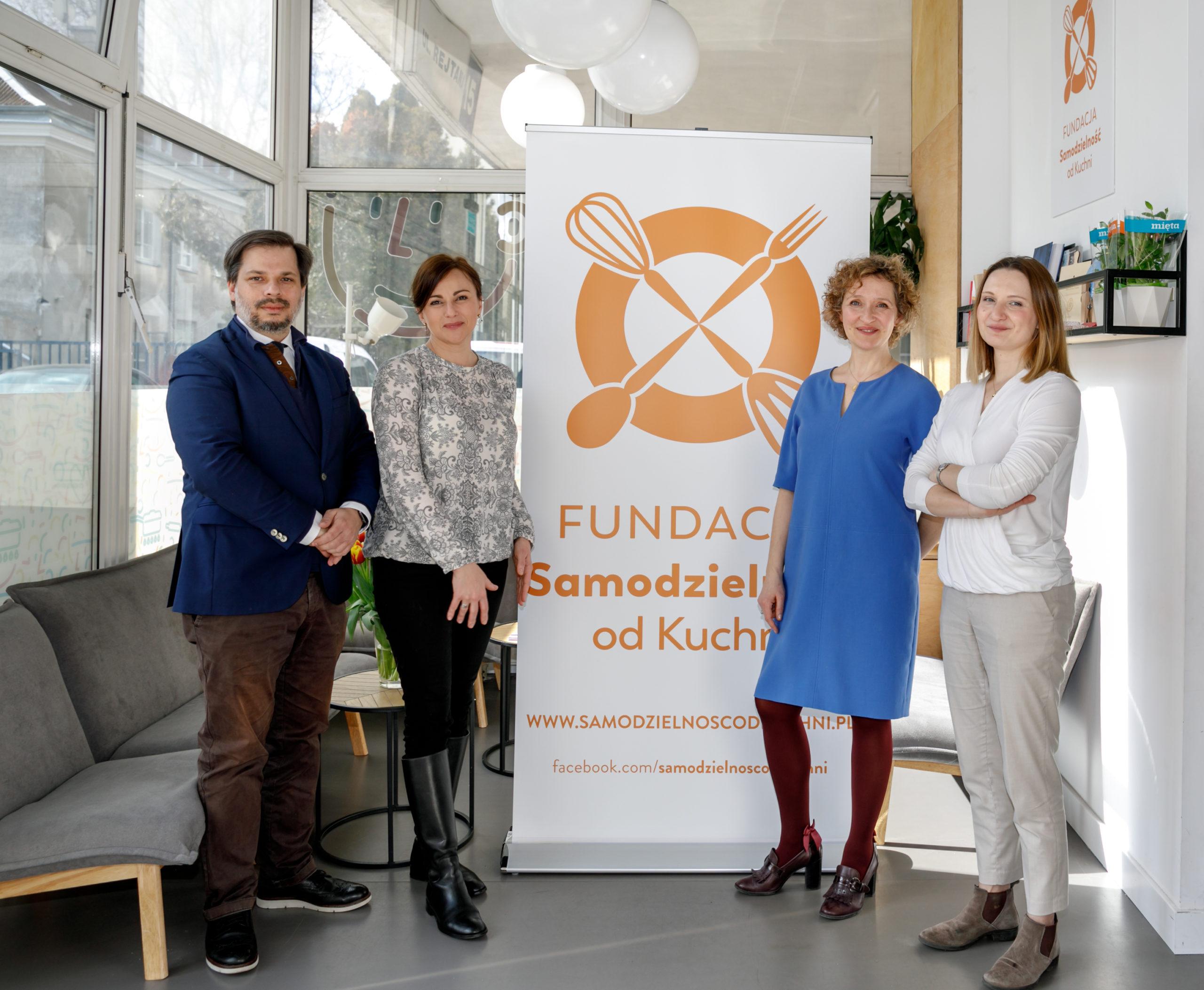 fundacja wspólne zdjęcie